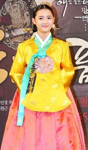 韓国女優ナム・ボラ プロフィール